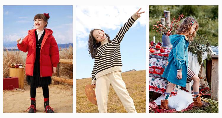 快麦详情页机器人分享干货,五大童装拍摄常见元素介绍